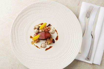 Chicago Magazine features the new Brass Heart restaurant