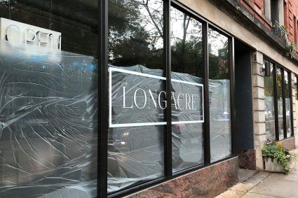 Block Club Chicago reports on Longacre's Renovations