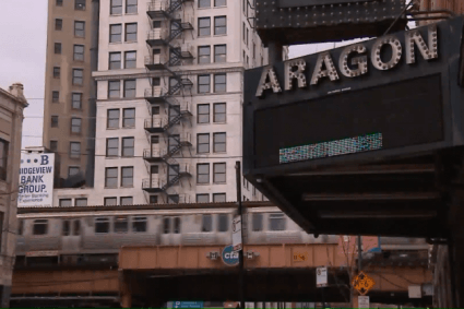 WGN Hops off at Lawrence and explores the heart of the Uptown Entertainment District