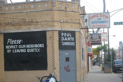 Eater Chicago reports on beloved Uptown dive Carol's Pub 'getting close' to reopening