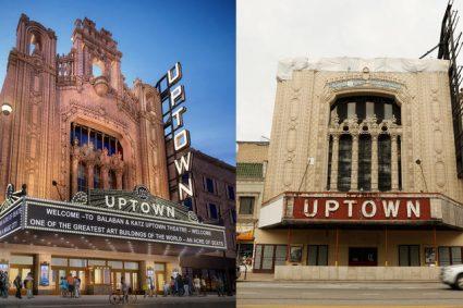 Uptown Theatre's $75 million restoration will begin next summer
