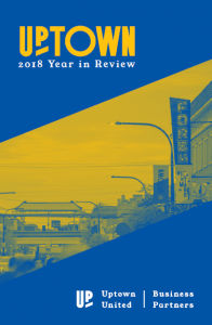 2018 Year In Review Graphic