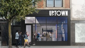 New Office Storefront Rendering