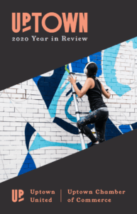 2020 Uptown Year in Review Cover